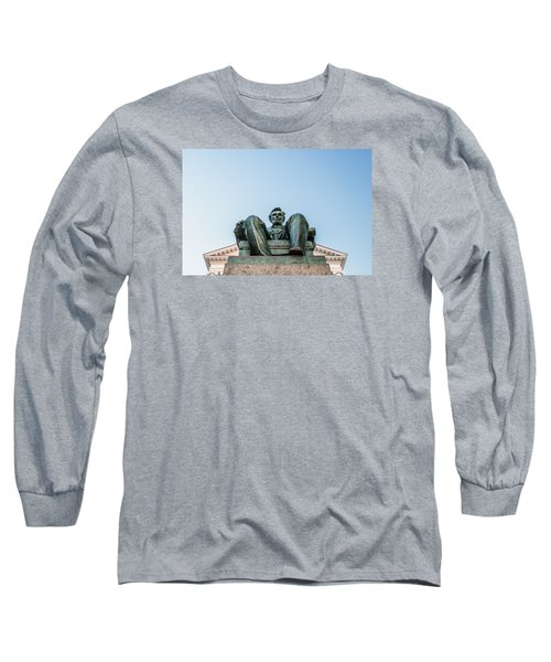 Watchful Abe Long Sleeve T-Shirt