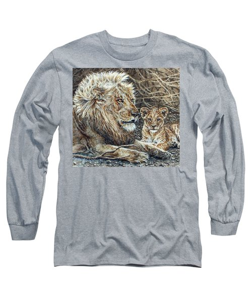 Watching And Waiting Long Sleeve T-Shirt