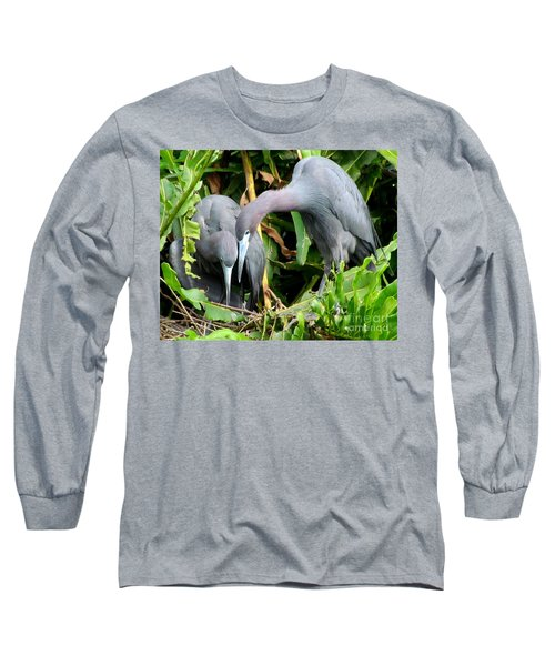Watching The Hatching Long Sleeve T-Shirt