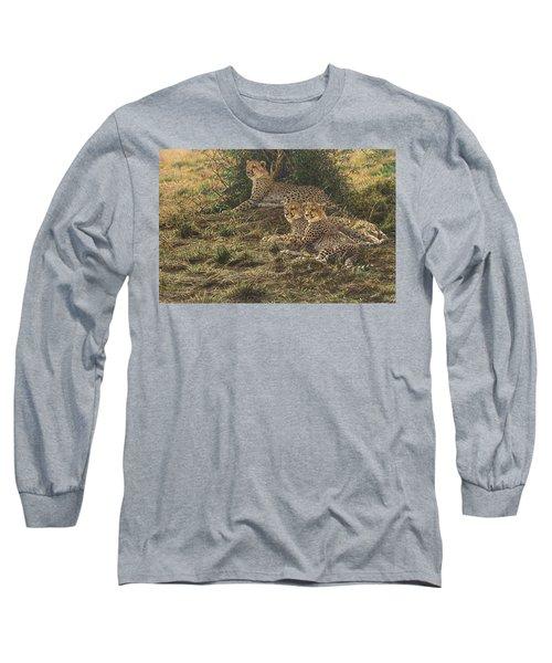 Watching Mam Long Sleeve T-Shirt