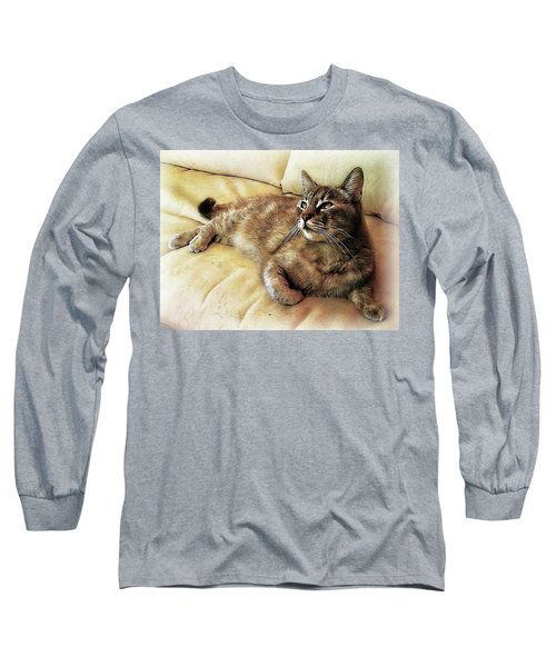 Watching The Birds Go By Long Sleeve T-Shirt