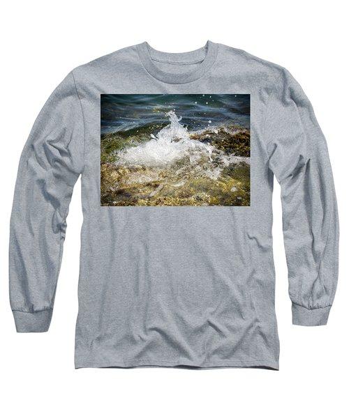 Water Elemental Long Sleeve T-Shirt