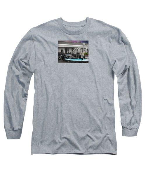 Water Fountain Long Sleeve T-Shirt