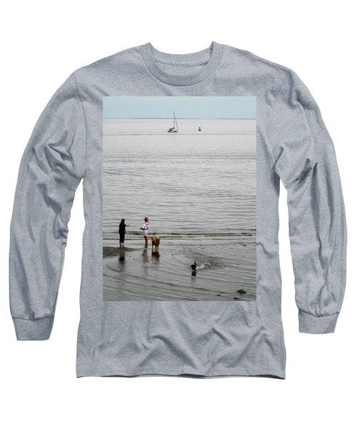 Water Fun Long Sleeve T-Shirt