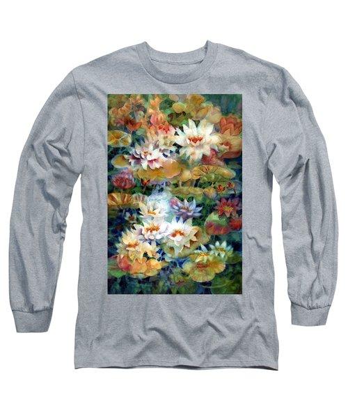 Water Garden II Long Sleeve T-Shirt