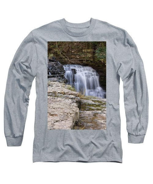Water In Motion Long Sleeve T-Shirt