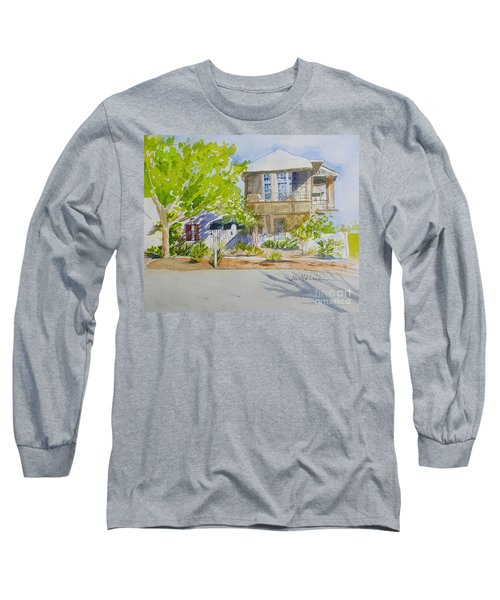 Water Street, Rosemary Beach Long Sleeve T-Shirt