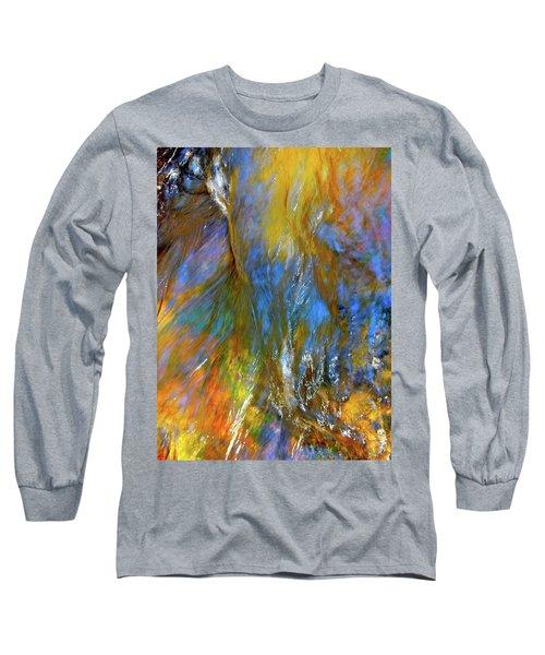 Water Wonder 164 Long Sleeve T-Shirt by George Ramos