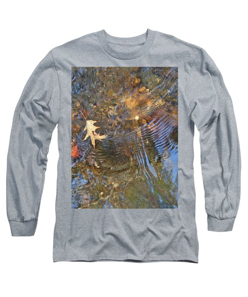 Water World 218 Long Sleeve T-Shirt by George Ramos