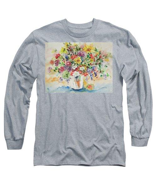 Watercolor Series 33 Long Sleeve T-Shirt