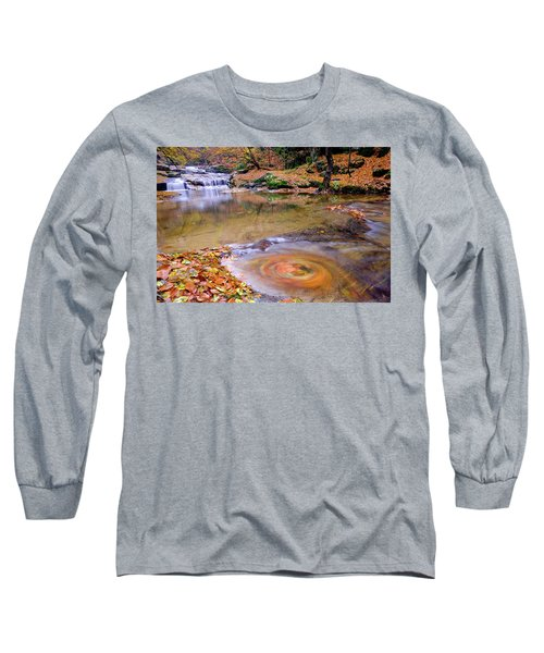 Waterfall-5 Long Sleeve T-Shirt