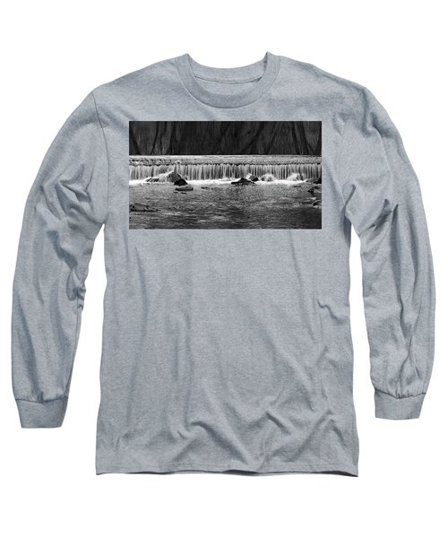Waterfall004 Long Sleeve T-Shirt