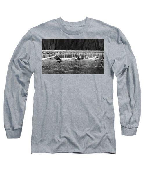 Waterfall004 Long Sleeve T-Shirt