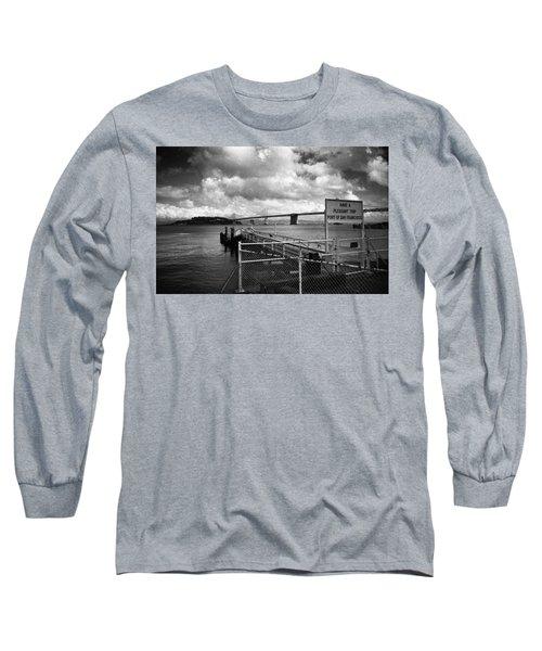 Waterfront San Francisco Long Sleeve T-Shirt