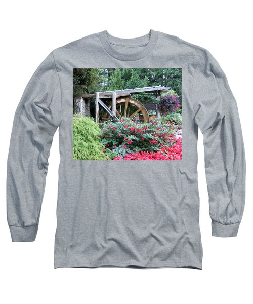 Waterwheel Long Sleeve T-Shirt