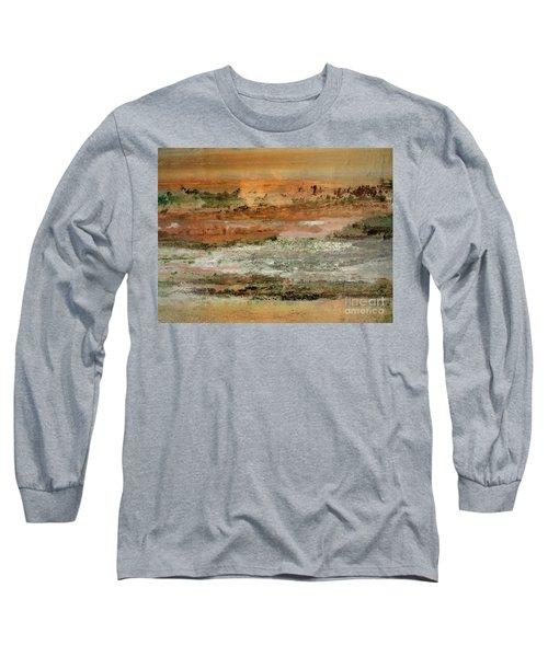 Waterworld #0955 Long Sleeve T-Shirt