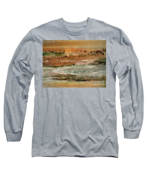 Waterworld #0955 Long Sleeve T-Shirt