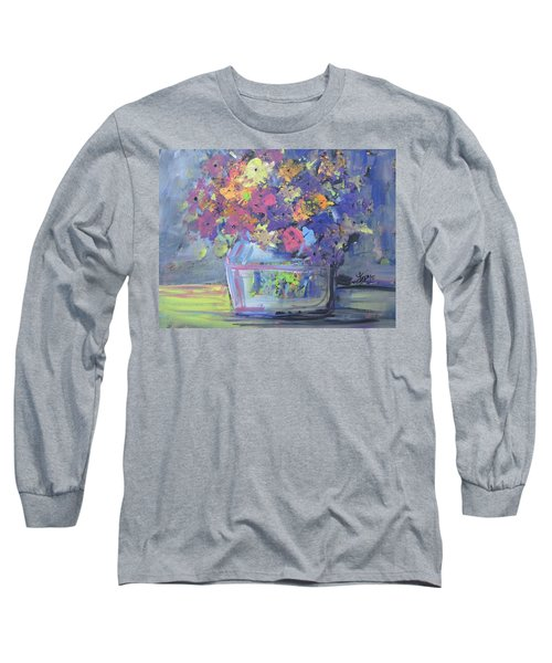 Watery Vessel Long Sleeve T-Shirt