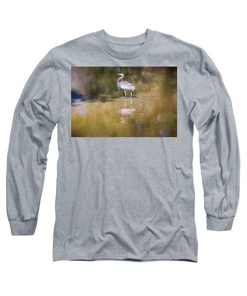 Watery World - Long Sleeve T-Shirt