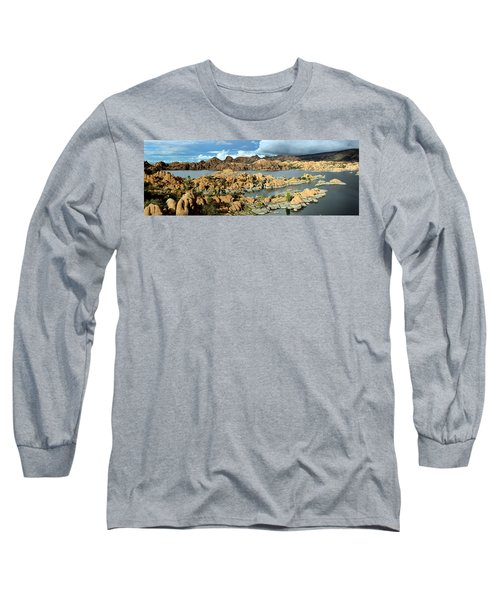 Watson Lake Arizona Long Sleeve T-Shirt