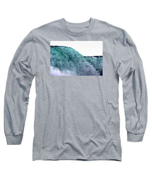 Long Sleeve T-Shirt featuring the photograph Wave Rider by Dana DiPasquale