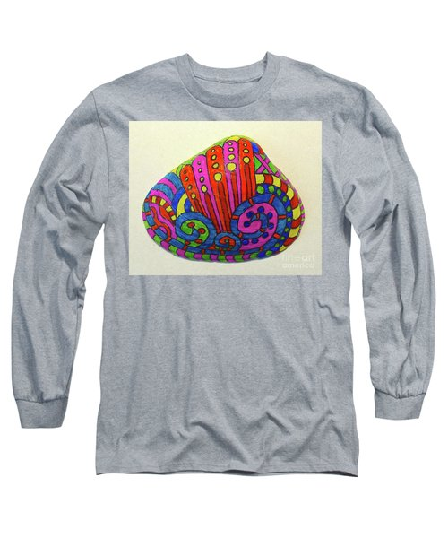 Wave Sharpie Shell Long Sleeve T-Shirt
