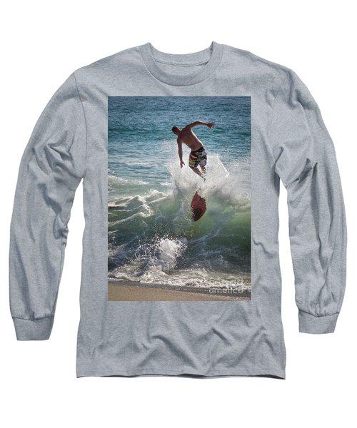 Wave Skimmer Long Sleeve T-Shirt