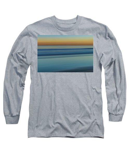 Wave Tracks 3 Long Sleeve T-Shirt