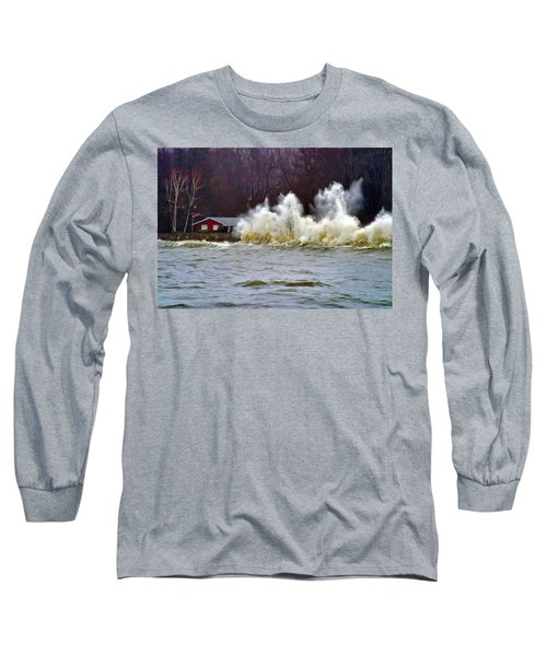 Waveform Long Sleeve T-Shirt