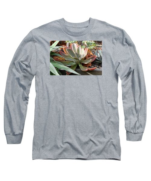 Wax Rose Long Sleeve T-Shirt