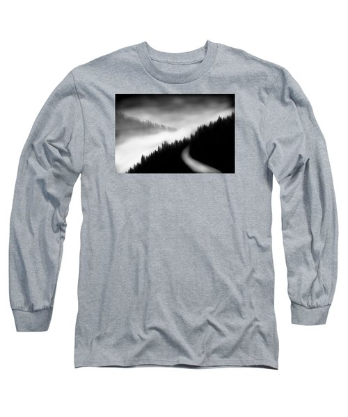 Way To The Unknown Long Sleeve T-Shirt