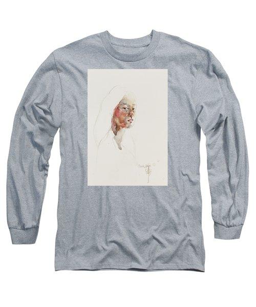 Wc Mini Portrait 3             Long Sleeve T-Shirt