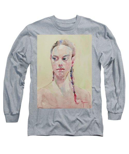Wc Portrait 1619 Long Sleeve T-Shirt