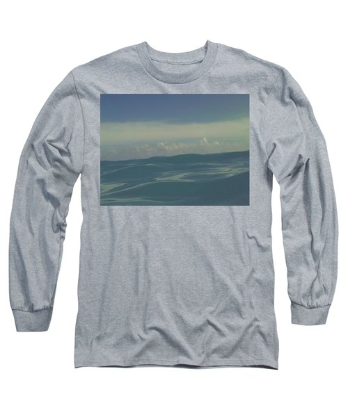 Long Sleeve T-Shirt featuring the photograph We Are One by Laurie Search