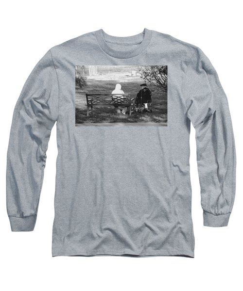 We Are Young Long Sleeve T-Shirt by Jose Rojas