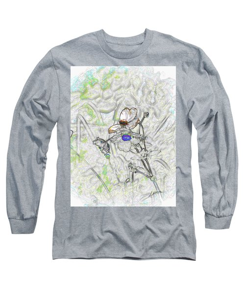 We Fade To Grey 4 Part 3 Long Sleeve T-Shirt