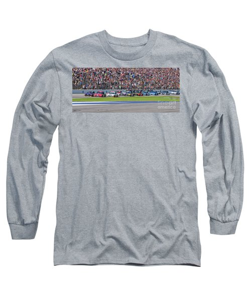 We Have A Race Long Sleeve T-Shirt