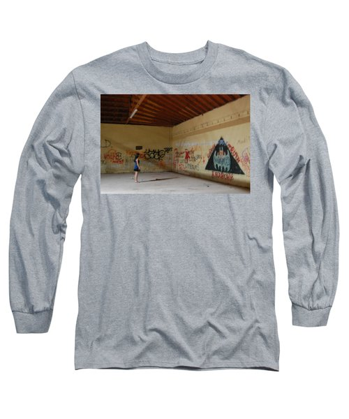 Wear House  Long Sleeve T-Shirt