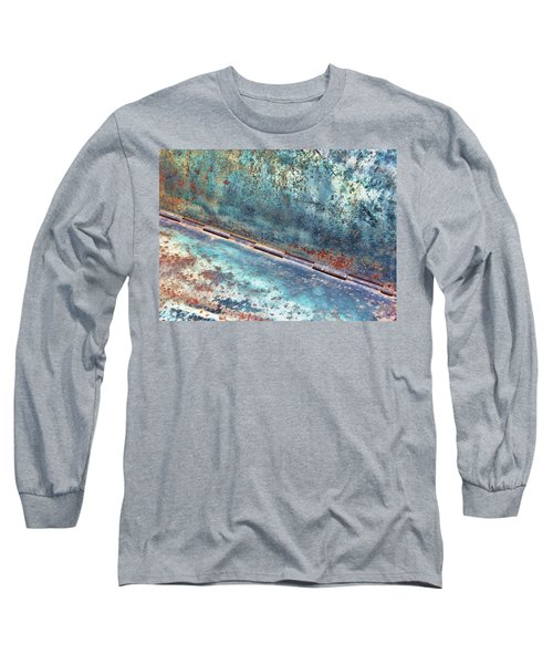Long Sleeve T-Shirt featuring the photograph Weathered by Kathy Bassett