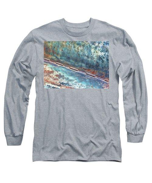 Weathered Long Sleeve T-Shirt by Kathy Bassett