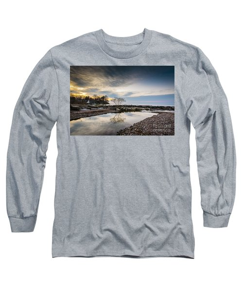 Webster Ny Lake View Long Sleeve T-Shirt