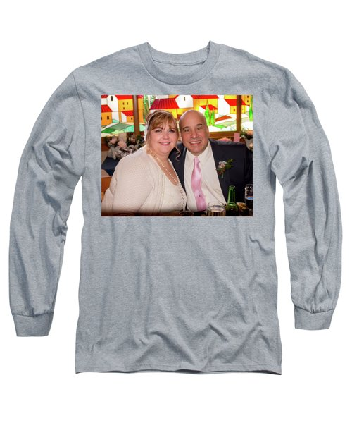 Wedding 1-7 Long Sleeve T-Shirt