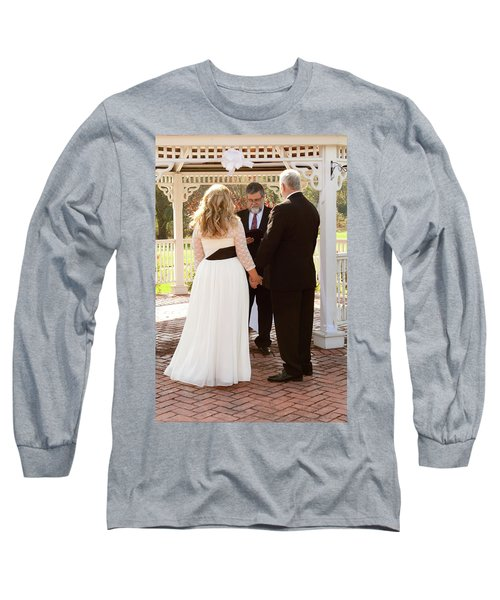 Wedding 2-2 Long Sleeve T-Shirt
