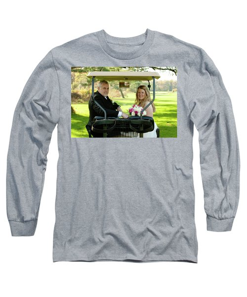 Wedding 2-7 Long Sleeve T-Shirt