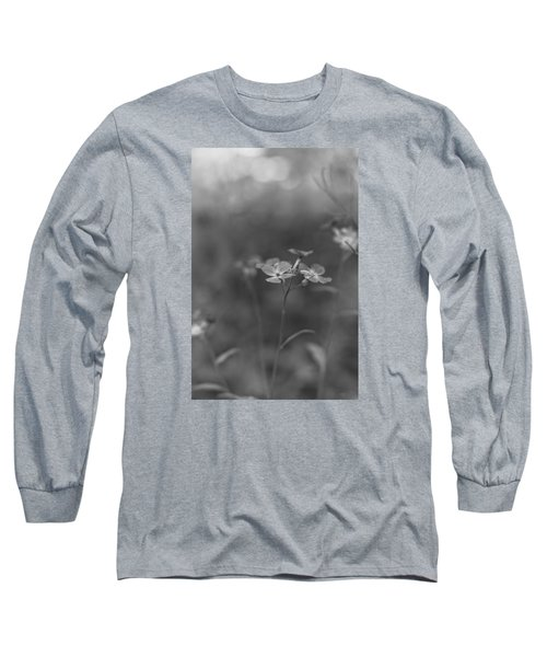 Weed 3 Long Sleeve T-Shirt by Simone Ochrym
