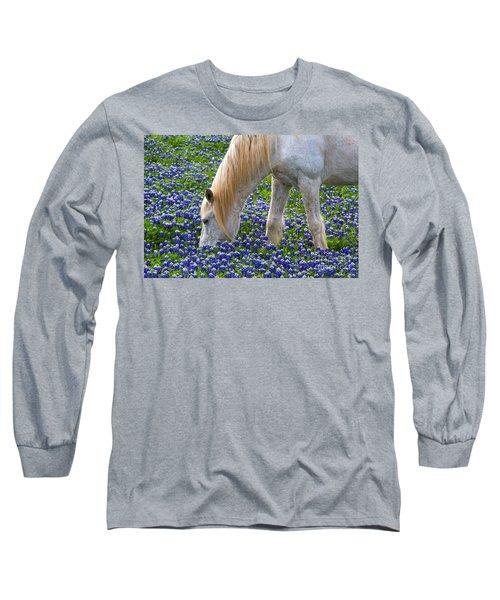 Weeding The Garden Long Sleeve T-Shirt