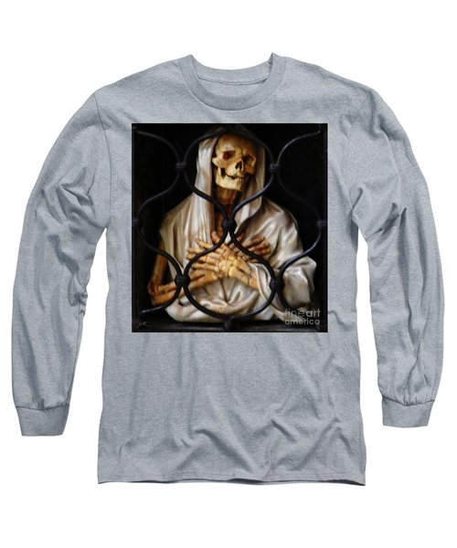 Weeping Death Long Sleeve T-Shirt