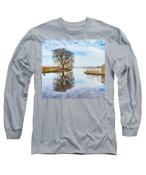 Weeping-willow-1 Long Sleeve T-Shirt
