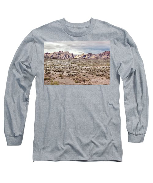 Long Sleeve T-Shirt featuring the photograph Weird Rock Formation by Peter J Sucy