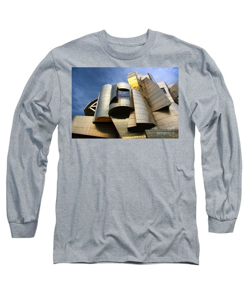 Weisman Art Museum University Of Minnesota Long Sleeve T-Shirt